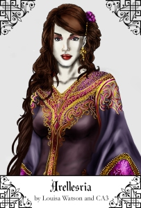 The immortal lady Arellesria