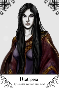 The immortal Lady Drathessa