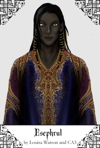 The immortal lord Esephrul