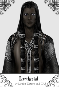 The immortal lord Larthesiul