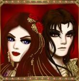 The immortals Saroparel and Tassedehami