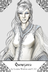 The immortal Lady Quenezarea