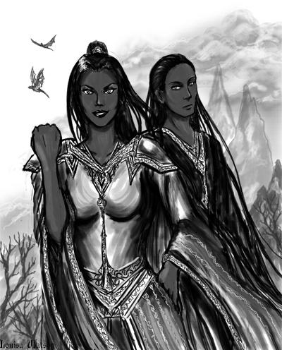 Ruzenathra and Zotharan