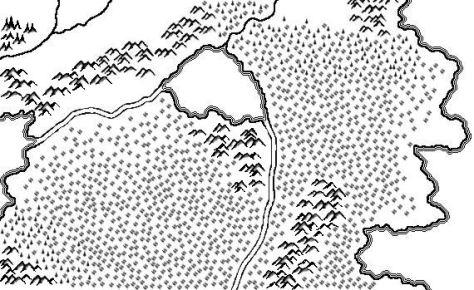 Serunuria Old Map