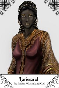 The immortal lady Tarissarul