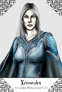 The immortal lady Xessuralen