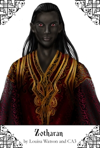 The immortal Lord Zotharan