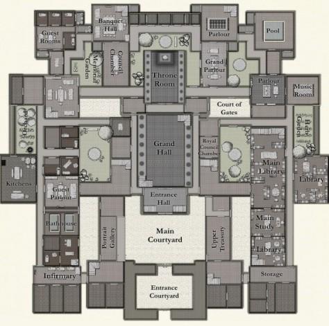 The Ground Floor of Quoraloresea