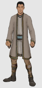 Tuyaz-Oan Nobleman, created with the help of Character Artist 3 (CA3)