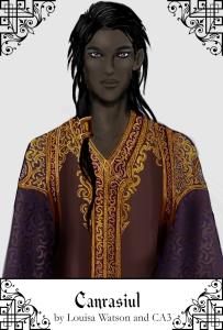 The immortal Lord Canrasiul