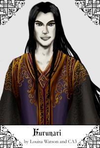 The immortal lord Kurunari