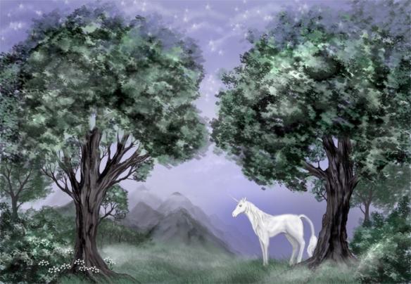 An Askamaran unicorn