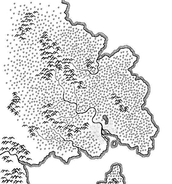 Rakukath Old Map