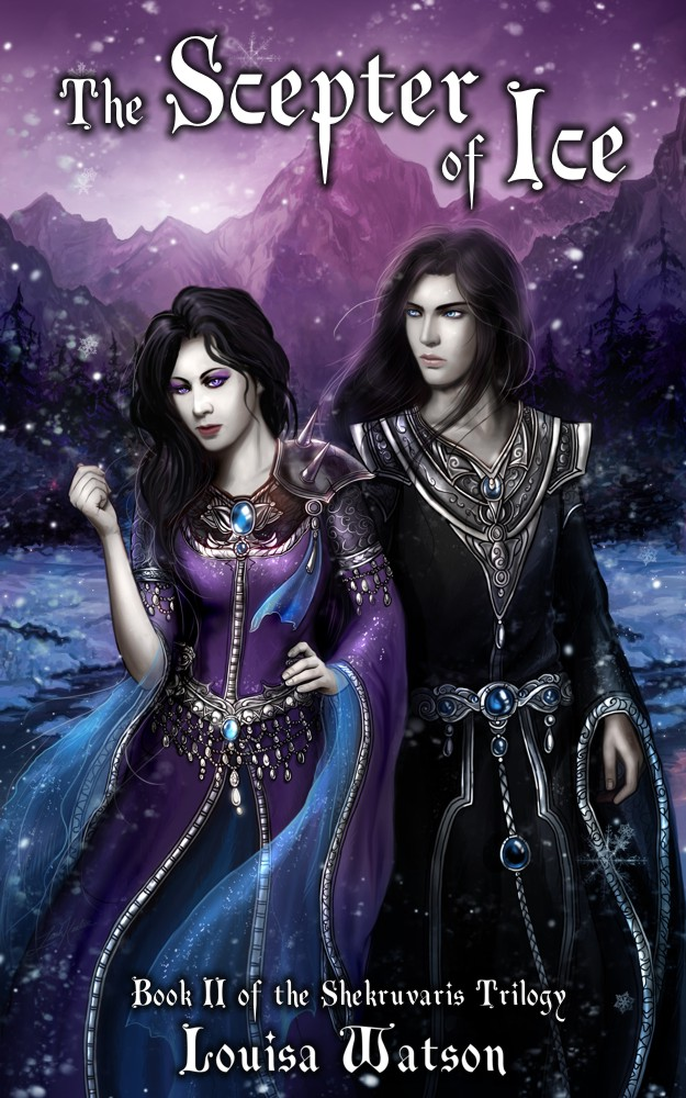 The Scepter of Ice Ebook Edition