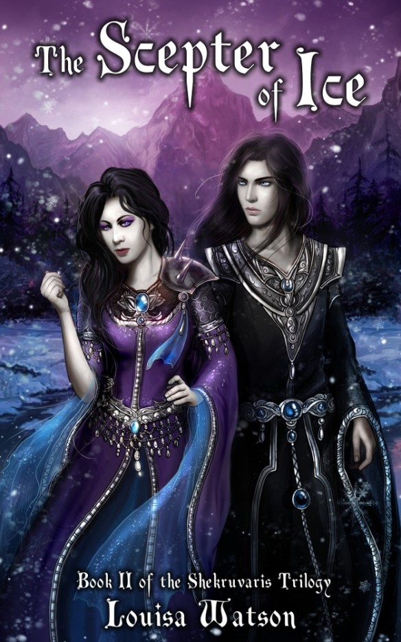 Scepter of Ice Ebook Edition