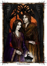 Drathessa and Tassedehami by Maggie